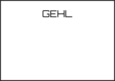 Picture for category GEHL