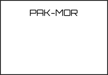 Picture for category PAK-MOR
