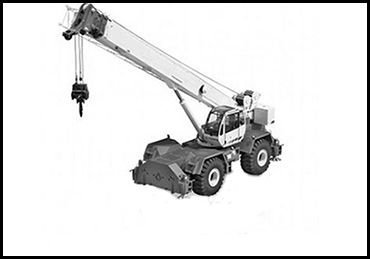 Picture for category CRANES