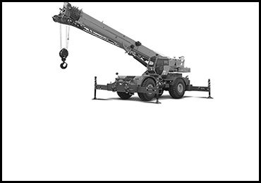 Picture for category CRANES - ROUGH TERRAIN