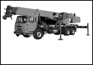 Picture for category CRANES - TRUCK MOUNTED
