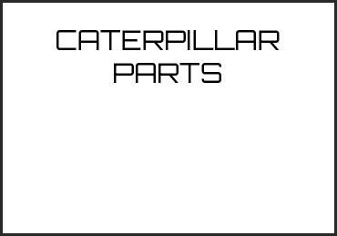 Picture for category CATERPILLAR PARTS