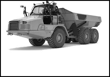 Picture for category DUMP TRUCKS - ARTICULATED