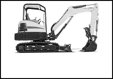 Picture for category EXCAVATORS - COMPACT