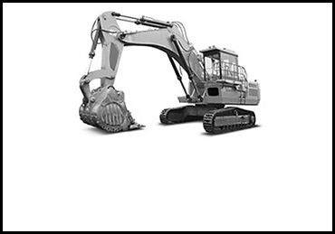 Picture for category EXCAVATORS - FRONT-SHOVEL