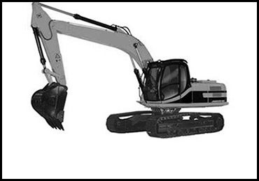 Picture for category EXCAVATORS - TRACKED