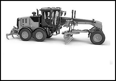 Picture for category MOTOR GRADERS