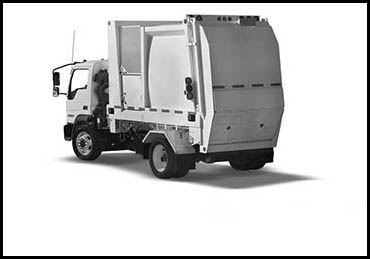 Picture for category REFUSE - SIDE LOADERS