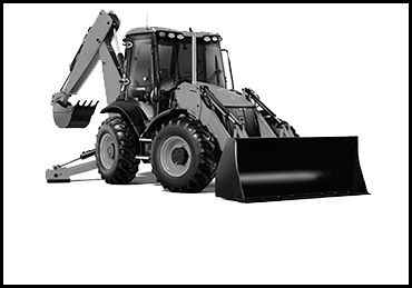 Picture for category 410 (BACKHOE ARRANGEMENT 9410; 9500)