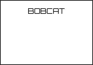 Picture for category BOBCAT