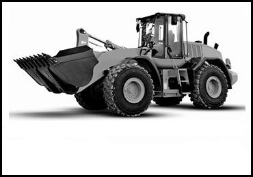 Picture for category 544B (BACKHOE ARRANGEMENT 9305)
