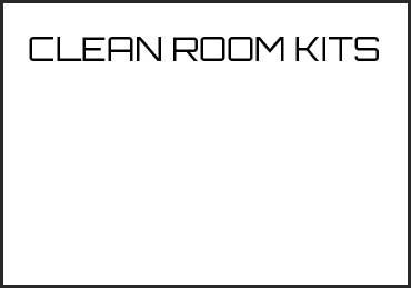 Picture for category CLEAN ROOM KITS