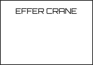 Picture for category EFFER CRANE