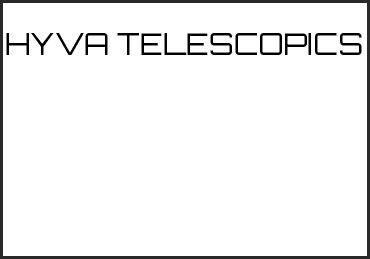 Picture for category HYVA TELESCOPICS