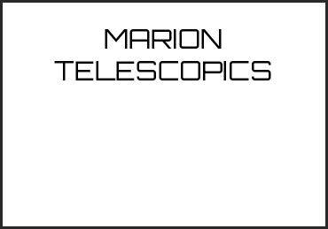 Picture for category MARION TELESCOPICS