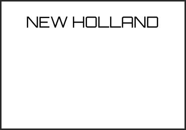 Picture for category NEW HOLLAND