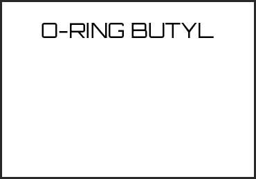 Picture for category O-RING BUTYL