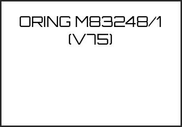 Picture for category ORING M83248/1 (V75)