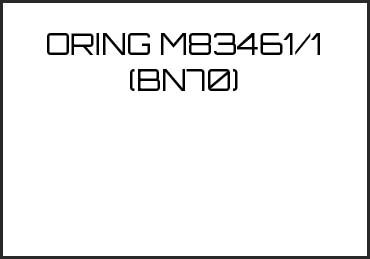 Picture for category ORING M83461/1 (BN70)