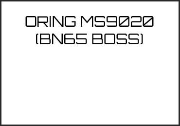 Picture for category ORING MS9020 (BN65 BOSS)