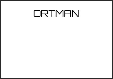 Picture for category ORTMAN