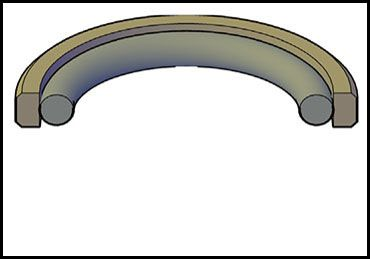 Picture for category PISTON SEAL PS2470