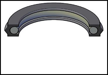 Picture for category PISTON SEAL PSC