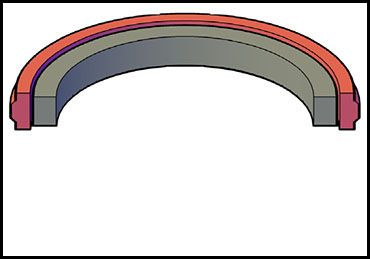 Picture for category PISTON SEAL PSM