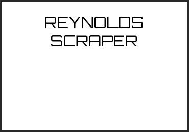 Picture for category REYNOLDS SCRAPER