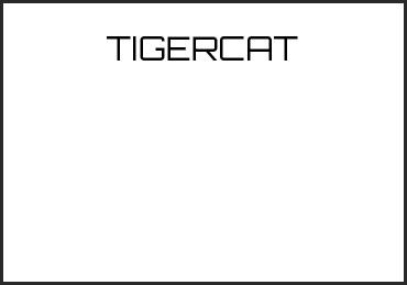 Picture for category TIGERCAT