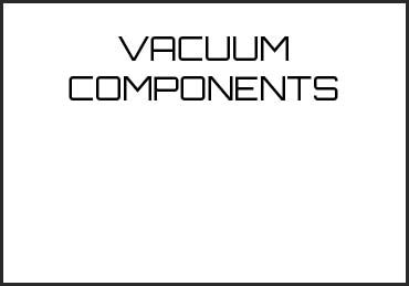 Picture for category VACUUM COMPONENTS