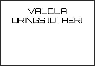 Picture for category VALQUA ORINGS (OTHER)