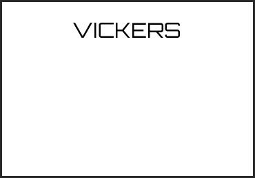 Picture for category VICKERS