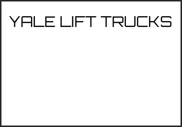 Picture for category YALE LIFT TRUCKS