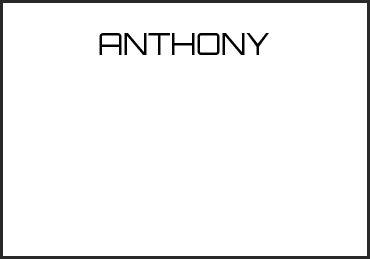 Picture for category ANTHONY