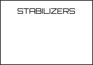 Picture for category STABILIZERS