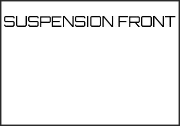 Picture for category SUSPENSION FRONT