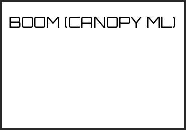 Picture for category BOOM (CANOPY ML)