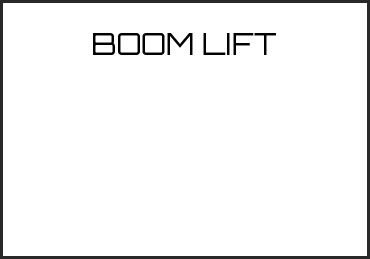 Picture for category BOOM LIFT